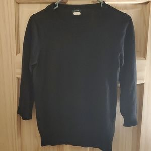 J crew light wool sweater